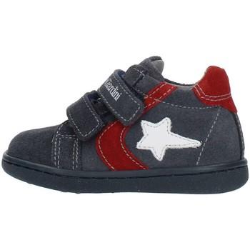 Zapatos Niños Zapatillas altas Nero Giardini A919000M azul