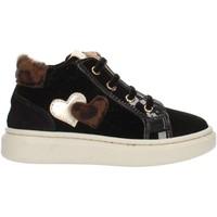 Zapatos Niños Zapatillas altas Nero Giardini A921212F negro