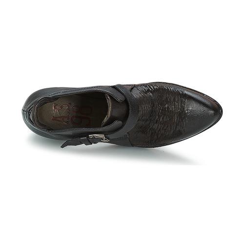 Cómodo y bien parecido Zapatos especiales Airstep Negro / A.S.98 POKET Negro Airstep e4148e