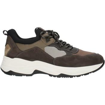 Zapatos Hombre Zapatillas bajas Nero Giardini A901272U gris