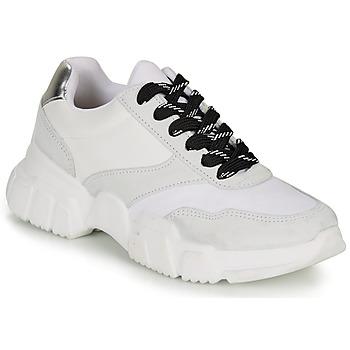 Zapatos Mujer Zapatillas bajas André BABETTE Blanco