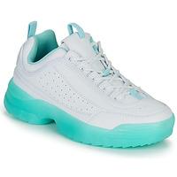 Zapatos Mujer Zapatillas bajas André BRILLANTE Azul