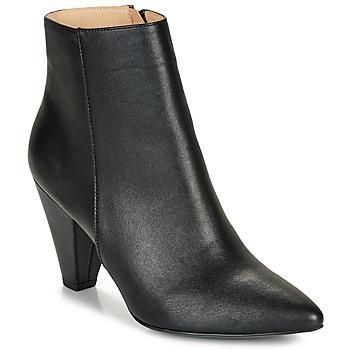 Zapatos Mujer Botines André LYDIA Negro