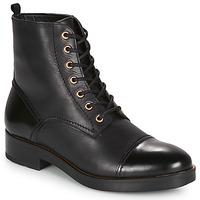 Zapatos Mujer Botas de caña baja André ELEANNA Negro