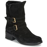 Zapatos Mujer Botas de caña baja André MAJOLIE Negro