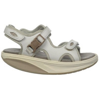 Zapatos Mujer Sandalias Mbt S  KISUMU 3S W WHITE