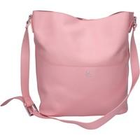 Bolsos Mujer Bandolera J&c Jackyceline AB977 rosado