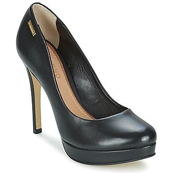 Zapatos Mujer Zapatos de tacón Dumond VEGETALO a. Negro