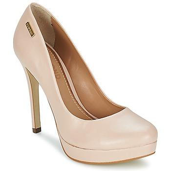 Zapatos Mujer Zapatos de tacón Dumond VEGETAL b. Beige