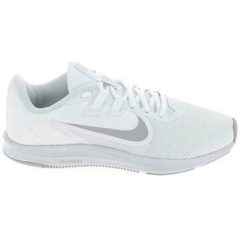 Zapatos Running / trail Nike Dowshifter Blanc Gris AQ7486-100 Blanco