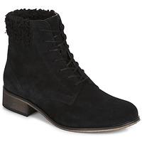 Zapatos Mujer Botas de caña baja André GODILLETTE Negro