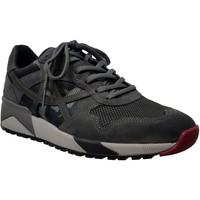 Zapatos Hombre Zapatillas bajas Allrounder by Mephisto Speed Gris oscuro