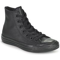 Zapatos Zapatillas altas Converse CHUCK TAYLOR ALL STAR MONO HI Negro