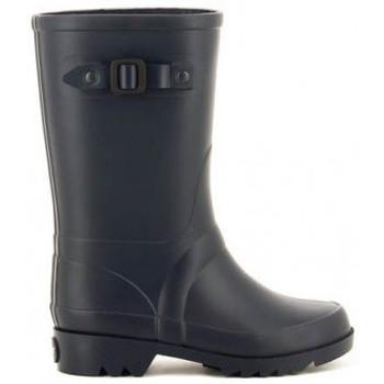 Zapatos Niño Botas de agua Igor W115 PITER bleu