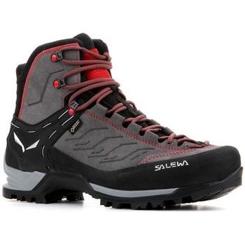 Zapatos Hombre Senderismo Salewa MS MTN Trainer MID GTX 63458 4720 gris