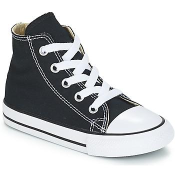 Zapatos Niños Zapatillas altas Converse CHUCK TAYLOR ALL STAR CORE HI Negro