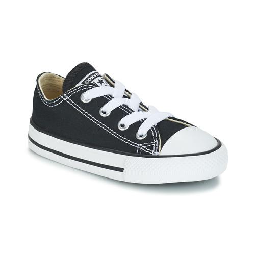 Zapatos Niños Zapatillas bajas Converse CHUCK TAYLOR ALL STAR CORE OX Negro