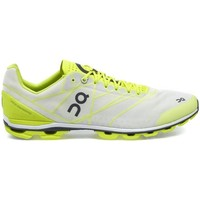 Zapatos Hombre Running / trail On Running ONFLASH MAN NEON WHITE Blanco