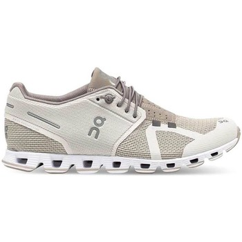 Zapatos Mujer Running / trail On Running CLOUD WOMAN SAND Beige
