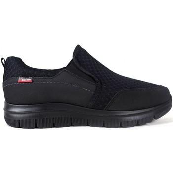 Zapatos Hombre Slip on Luisetti Zapatos  31101 Negro Negro