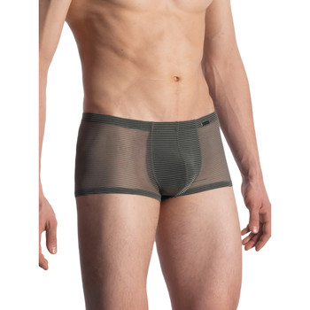 Ropa interior Hombre Boxer Olaf Benz Shorty RED1906  olive Verde Oscuro