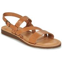 Zapatos Mujer Sandalias TBS BEATTYS Cognac