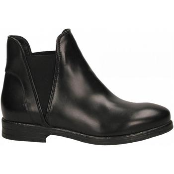 Zapatos Mujer Botas de caña baja Fabbrica Dei Colli 9100 00001-nero