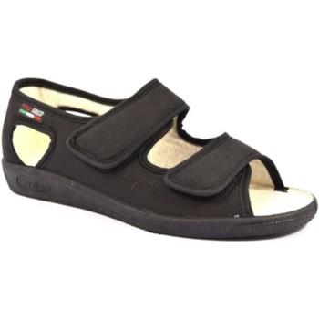 Zapatos Mujer Pantuflas Gaviga GA180ne nero