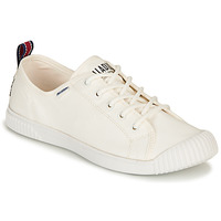 Zapatos Mujer Zapatillas bajas Palladium EASY LACE Blanco