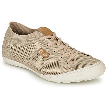 Zapatos Mujer Zapatillas bajas Palladium GLORIEUSE Beige