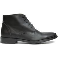 Zapatos Hombre Botas de caña baja Nae Vegan Shoes Dover Black preto