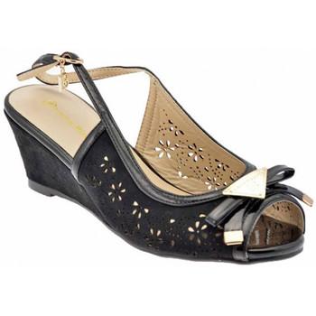 Zapatos Mujer Sandalias Laura Biagiotti  Negro