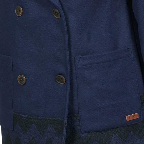 Textil Mujer Roxy Moonlight Abrigos Jacket MarinoNegro 29HIDE