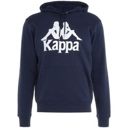 textil Hombre Sudaderas Kappa Taino Hooded Sweatshirt Azul marino