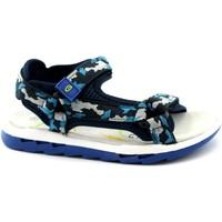 Zapatos Niño Sandalias Grunland GRU-RRR-SA2838-BM Blu