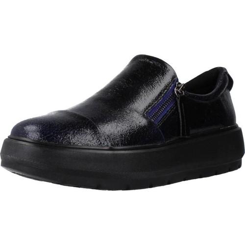 Zapatos Mujer Slip on Geox D KAULA Azul