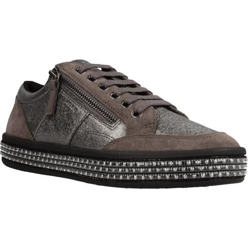 Zapatos Mujer Zapatillas bajas Geox D LEELU' Marron
