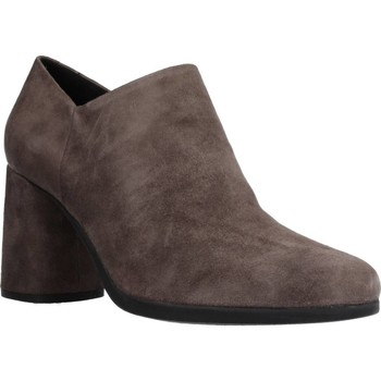 Zapatos Mujer Low boots Geox D CALINDA HIGH Marron