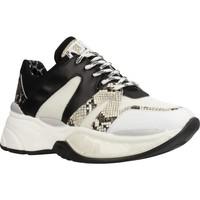 Zapatos Mujer Zapatillas bajas Meline SQ400 Blanco
