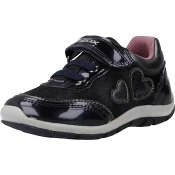 Zapatos Niña Zapatillas bajas Geox B SHAAX Azul