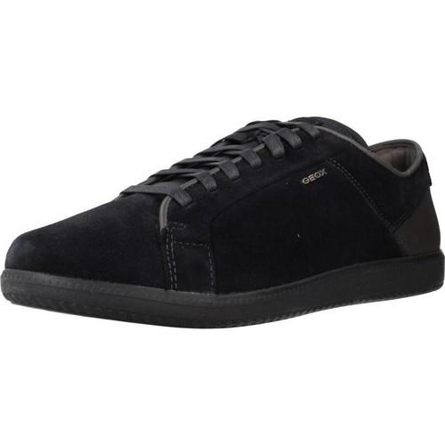 Zapatos Hombre Zapatillas bajas Geox U KEILAN Azul