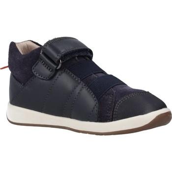 Zapatos Niño Zapatillas altas Garvalin 191310 Azul