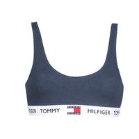 Ropa interior Mujer Sujetador Tommy Hilfiger ORGANIC COTTON Marino