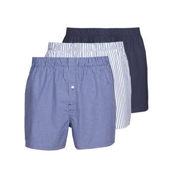 Ropa interior Hombre Boxer Lacoste 7H3394-8X0 Blanco / Azul