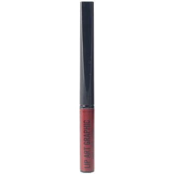 Belleza Mujer Pintalabios Rimmel London Lip Art Graphic Liner&liquid Lipstick 810-be Free 5 ml