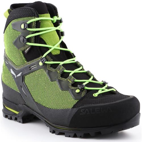 Zapatos Hombre Senderismo Salewa Trekking shoes  Ms Raven 3 GTX 361343-0456 green
