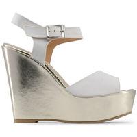 Zapatos Mujer Sandalias Made In Italia - betta Blanco