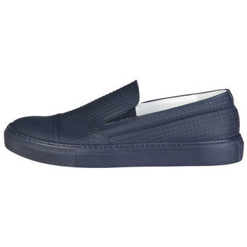 Zapatos Hombre Mocasín Made In Italia - lamberto Azul