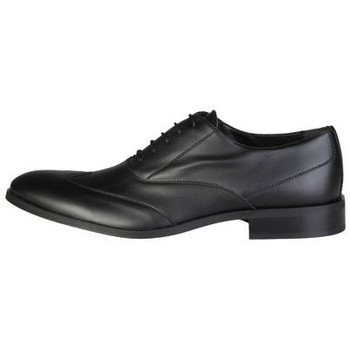 Zapatos Hombre Richelieu Made In Italia - isaie Negro