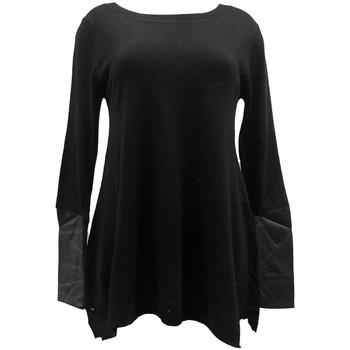 textil Mujer Jerséis Vision De Reve Vision de Rêve Pull 12005 Noir Negro
